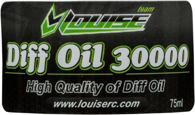 Louise Silicon Diff. Oil 30.000 L-T221 (75ml)