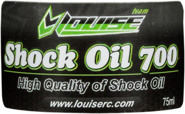 Louise Silicon Shock Oil 700 L-T212 (75ml)