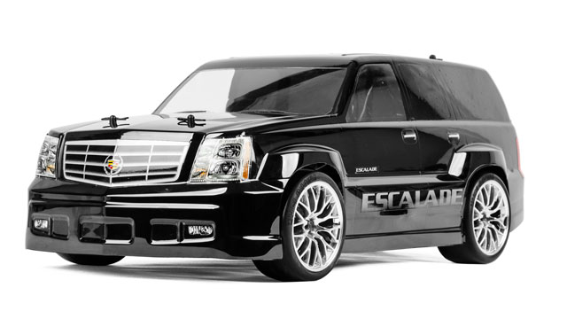 Cadillac Escalade 1/10 Electric (HSP 2,4G RTR) 005