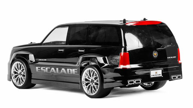Cadillac Escalade 1/10 Electric (HSP 2,4G RTR) 007