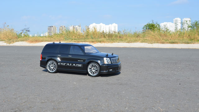 Cadillac Escalade 1/10 Electric (HSP 2,4G RTR) 017