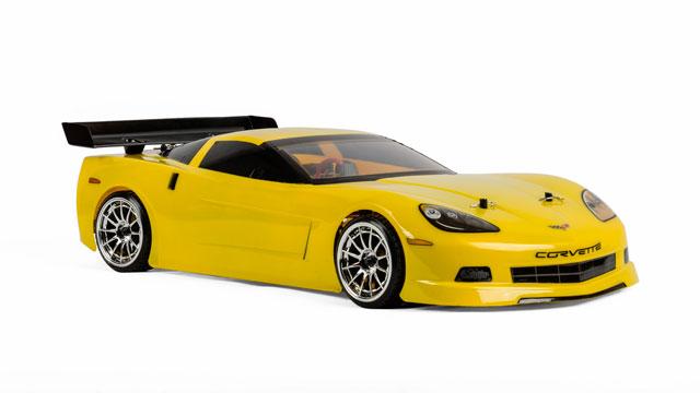 Corvette C6 1/10 Electric (HSP 2,4G RTR) 002