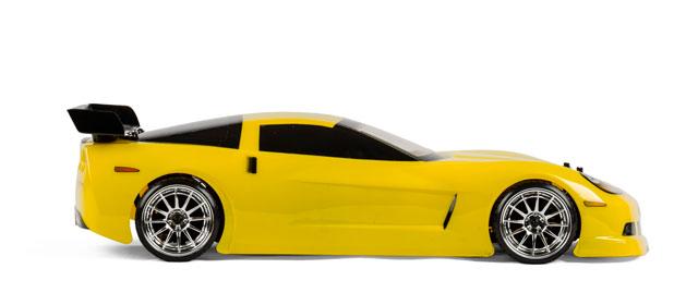 Corvette C6 1/10 Electric (HSP 2,4G RTR) 004
