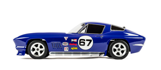 Corvette Stingray 1/10 Electric (HSP 2,4G RTR) 008