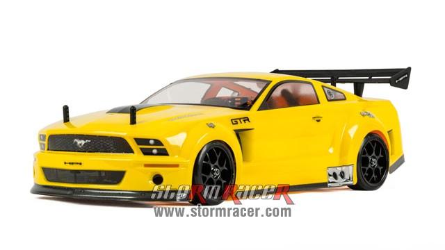 Ford Mustang GTR 1/10 Nitro OnRoad (CD-3 2,4G RTR) 008