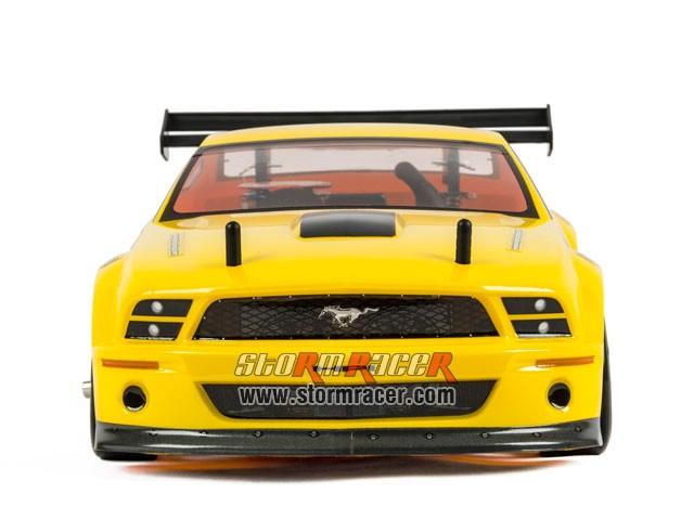 Ford Mustang GTR 1/10 Nitro OnRoad (CD-3 2,4G RTR) 013