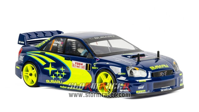 Subaru Impreza WRC 1/10 Nitro On Road (HSP 2,4G RTR) 001