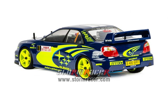Subaru Impreza WRC 1/10 Nitro On Road (HSP 2,4G RTR) 003