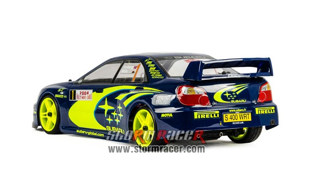 Subaru Impreza WRC 1/10 Electric On Road (HSP 2,4G RTR) 005