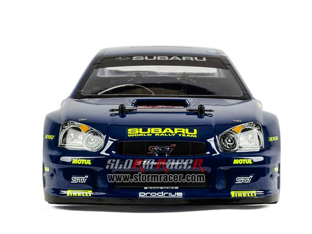 Subaru Impreza WRC 1/10 Electric On Road (HSP 2,4G RTR) 011