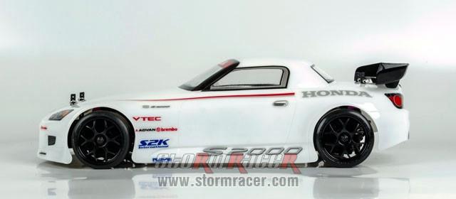 HPI 1/10 Body Honda S2000 010