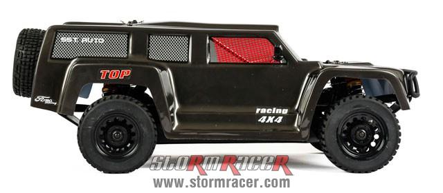 Hummer 1/10 Brushless (SST 2,4G RTR) 005