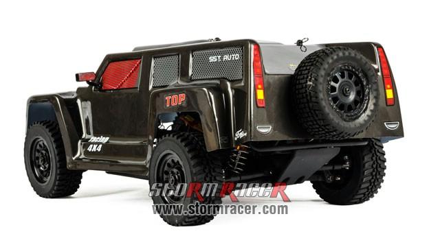 SST 1/10 Body Hummer 009