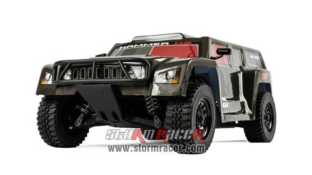 SST 1/10 Body Hummer 012