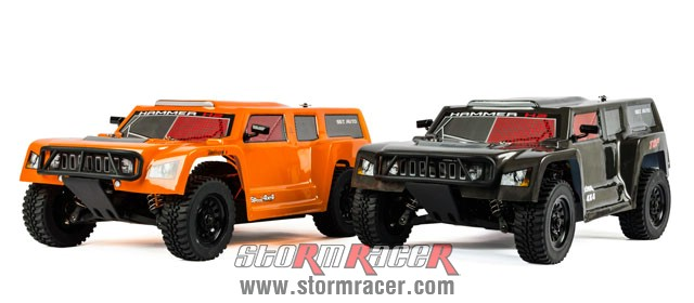 Hummer 1/10 Brushed (SST 2,4G RTR) 031