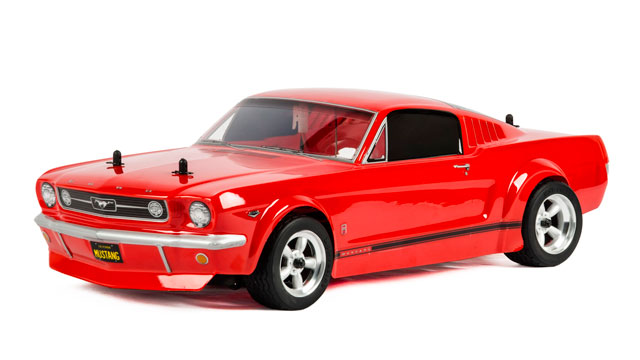 Mustang 1966 1/10 Electric (HSP 2,4G RTR) 001