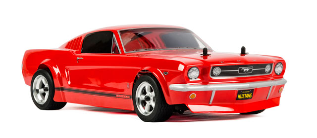 Mustang 1966 1/10 Electric (HSP 2,4G RTR) 003