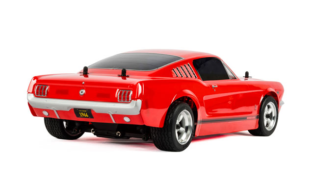 Mustang 1966 1/10 Electric (HSP 2,4G RTR) 007