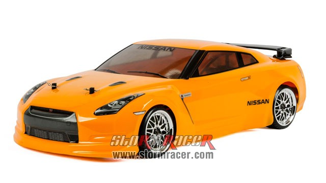 Nissan GT-R 1/10 Electric (HSP 2,4G RTR) 001