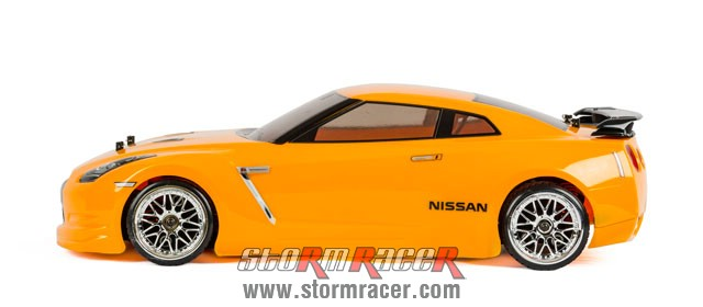 Nissan GT-R 1/10 Electric (HSP 2,4G RTR) 003