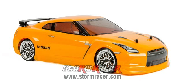 Nissan GT-R 1/10 Electric (HSP 2,4G RTR) 004