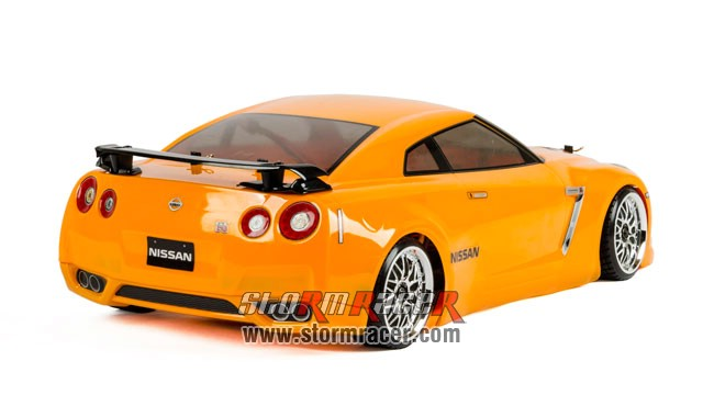 Nissan GT-R 1/10 Electric (HSP 2,4G RTR) 005