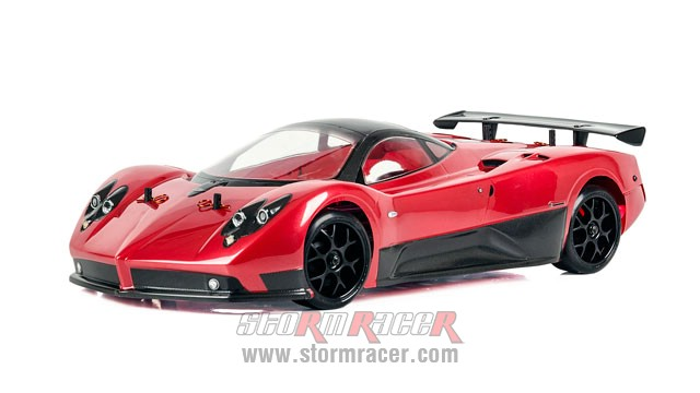 HPI 1/10 Body Pagani Zonda F (200mm) #17523 004