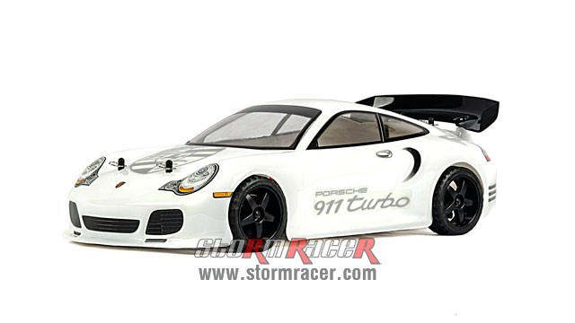 Porsche 911 Turbo EP (HSP 2,4G RTR) 003