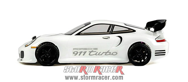 Porsche 911 Turbo EP (HSP 2,4G RTR) 004