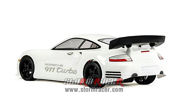 Porsche 911 Turbo EP (HSP 2,4G RTR) 006