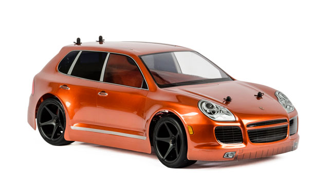 Porsche Cayenne 1/10 Electric (HSP 2,4G RTR) 002