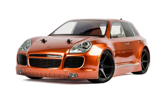 Porsche Cayenne 1/10 Electric (HSP 2,4G RTR) 005