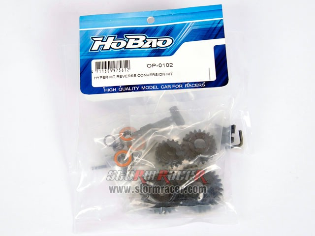 Hobao Hyper MT Reverse Conversion Kit OP-01012 001