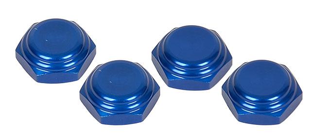 Alpha Lock Nut M12x1.25 Blue #MP05-260201-4 (4p) 003