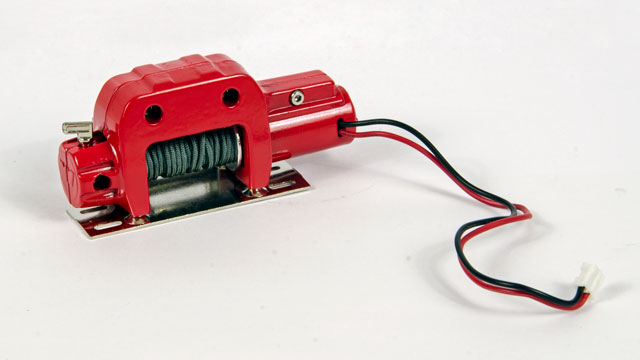 Automatic Winch 1/10 #CN-10254 006