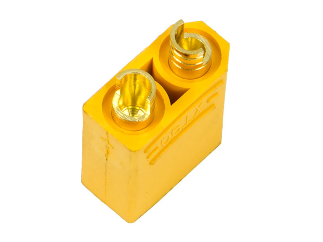Connector XT90 Male 001
