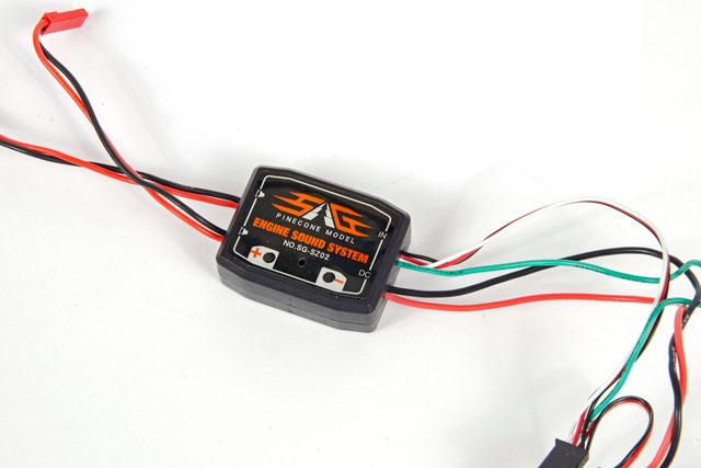 Sound System SZ-04 008