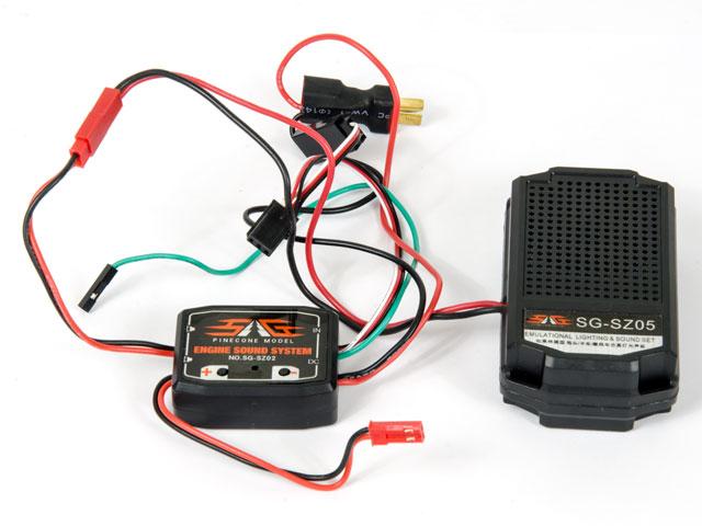 Sound System SZ-05 002