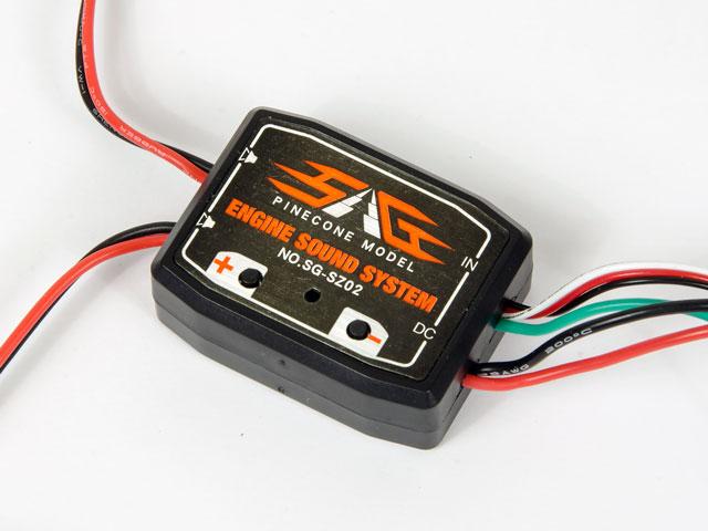 Sound System SZ-05 007