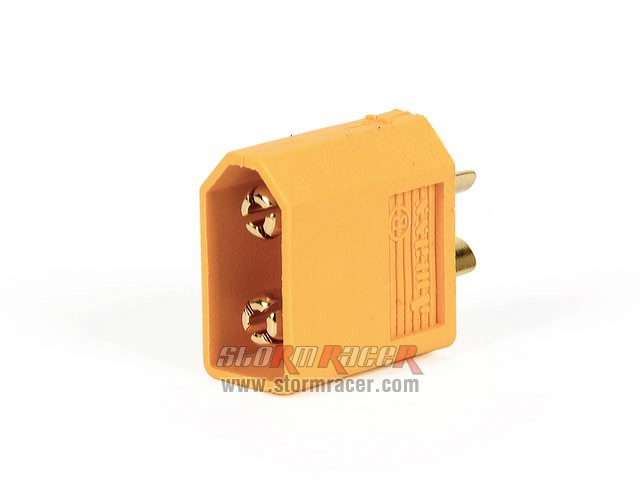 Amass Connector XT60 Male 001