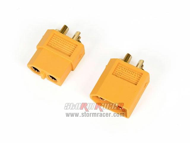 Amass Connector XT60 Set 001