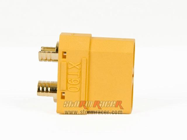 Amass Connector XT90 Female 003