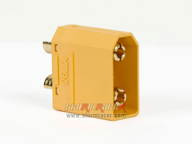 Amass Connector XT90 Male 001