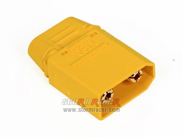 Amass Connector XT90 Male 006