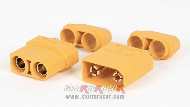 Amass Connector Xt90 Set 002