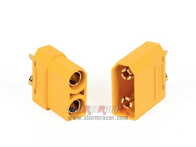 Amass Connector Xt90 Set 004