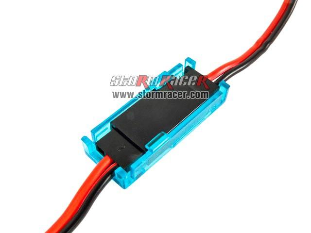 Prolux Connector Caps #1203 007