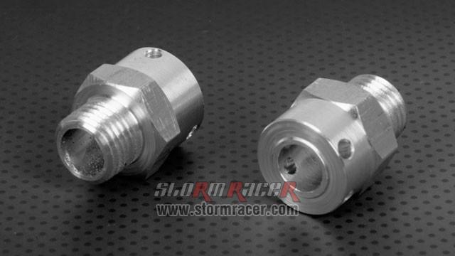 Alu. Wheel Hex 17mm - 15mm wide 002