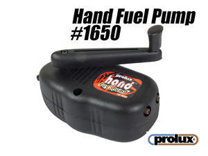 Prolux Hand Fuel Pump #1650