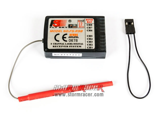Remote 2.4G Fly-Sky FS-TH9X (9CH) 001